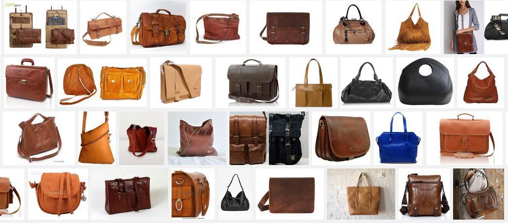 model-model tas kulit