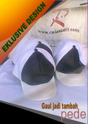 Model-model topi kulit